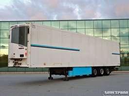 koel-vries oplegger Schmitz Cargobull SKO24  THERMO KING SLX300  LIFTAXLES  270 CM HIGH FLOWER WIDE 2010