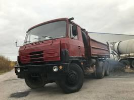 kipper vrachtwagen > 7.5 t Tatra 815 S, 6x6, V 10, Full Steel, 1990