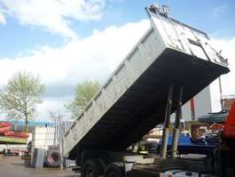 kipper vrachtwagen WAF Kiepbak