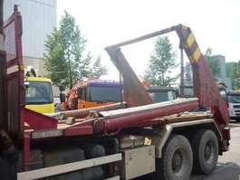 containersysteem vrachtwagen Cont Portaalarm Systeem WIRZ-WE-LA-KI