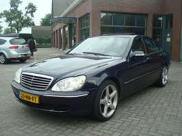 sedan auto Mercedes Benz S 350 350 Prestige Plus 2004