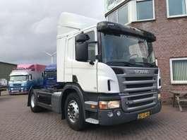 standaard trekker Scania P 320 HOLLAND TRUCK EURO5 4X2 TOPCONDITION LOW KM 2011