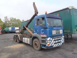 containersysteem vrachtwagen MAN TGA 360 2004