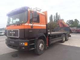 kraanwagen MAN 33.463  6X4 1996