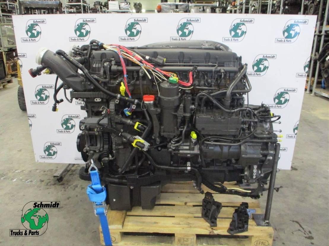 Motor vrachtwagen onderdeel DAF 2208545 Motor MX-13 355 H3 Euro 6 XF 106 480 NIEUW!