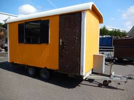 overige aanhangwagen Atec 2 As Schaftwagen - Pipowagen - Verkoopwagen, WG-XD-84 Opknapper! € 2.500... 2003