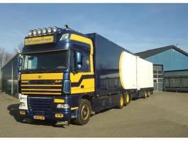 bakwagen vrachtwagen > 7.5 t DAF Isotherm Gesloten Combinatie 2009  + Heiwo Wipkar 2008 2009