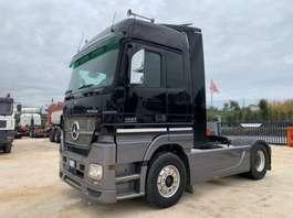 standaard trekker Mercedes Benz Actros 1861LS/LH Black Edition 2005