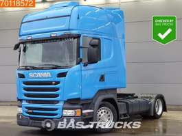 mega-volume trekker Scania R450 4X2 Mega Retarder Standklima Euro 6 2015