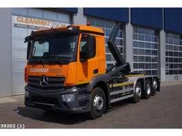 containersysteem vrachtwagen Mercedes Benz Antos 3240 2019