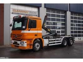 containersysteem vrachtwagen Mercedes Benz Actros 2641 Euro 5 2007