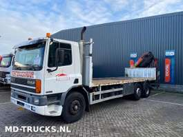 kraanwagen DAF 75 270 manual 6x2  PK 13000 1998