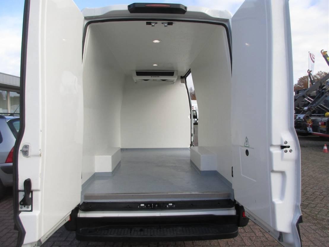 koelwagen bestelwagen Iveco Daily 35 S 120 Koel/Vries D/N aansluiting L2/H2 2017
