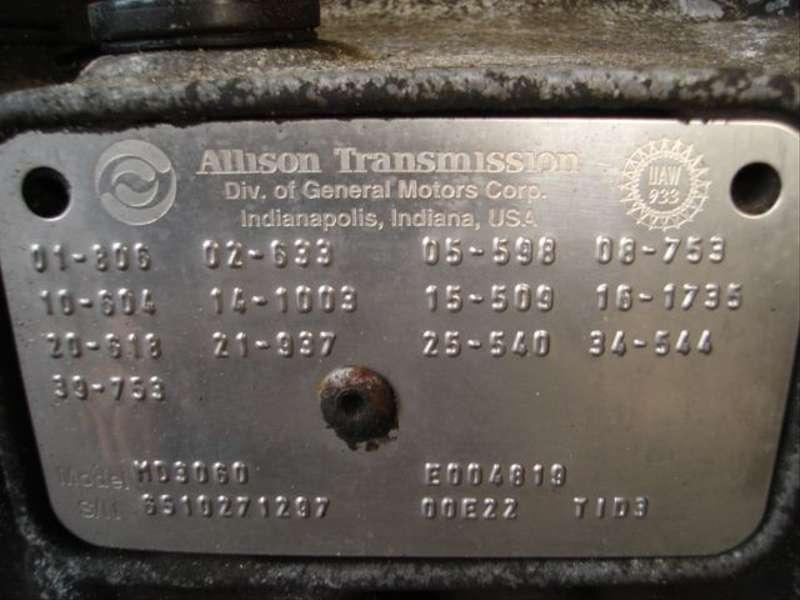 Allison - MD3060 5