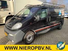 gesloten bestelwagen Opel VIVARO 2.5CDTI 2.9T L2H1 TECSHIFT 2009