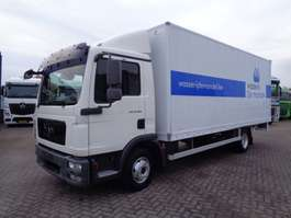 bakwagen vrachtwagen MAN TGL 10.180 + MANUAL 2009