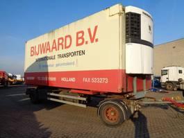 koelwagen aanhanger KMA MWD 18 + 2 AXLE + Thermo King SL 100 1997