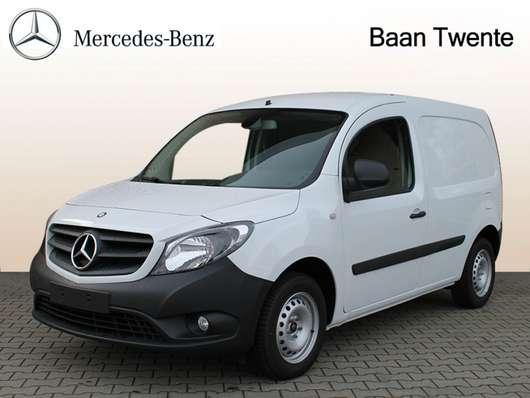gesloten bestelwagen Mercedes Benz Citan 108 CDI Lang GB Line Professional 2019