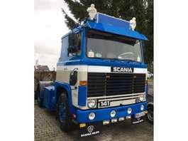 standaard trekker Scania Scania 141 top condition !! 1978