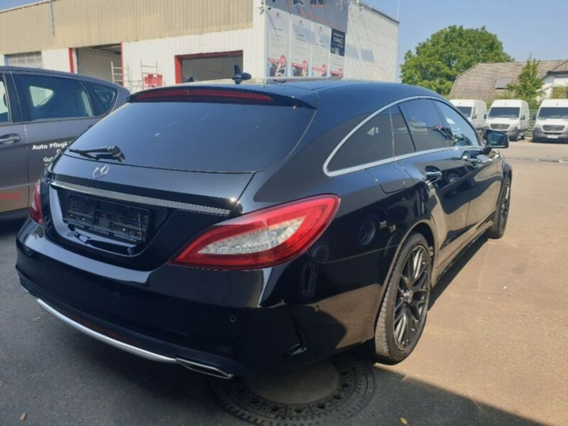coupé wagen Mercedes Benz CLS 350 Shooting Brake Vollaust. NP 103.811,--