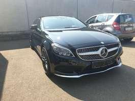 coupé wagen Mercedes Benz CLS 350  d 4Matic Vollausstattung NP 103.811,--