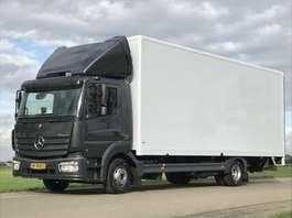 bakwagen vrachtwagen Mercedes Benz MERCEDES-BENZ ATEGO 1018L. EURO6.  Bakwagen met Laadklep. 2013