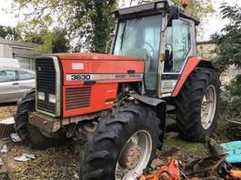 standaard tractor landbouw Massey Ferguson 3630 - 4x4 - 130HP 1992