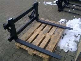 palletvork Palletbord met palletlepels / palletvorken
