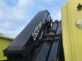Kraanarm vrachtwagen onderdeel HMF 2820 K 6 2820 K 6 2005