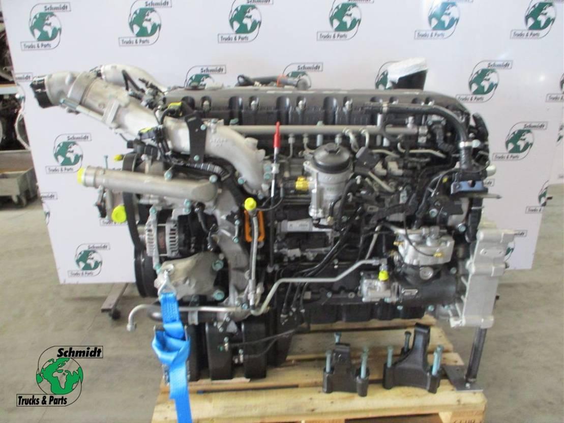 Motor vrachtwagen onderdeel MAN D1556LF09 Motor Euro 6