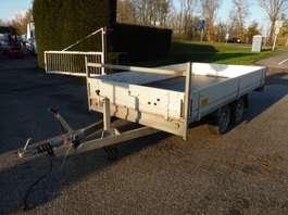 platte aanhangwagen Anssems PSX 2500-325X178 2015