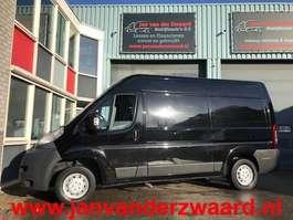 gesloten bestelwagen Citroen JUMPER  L2 H2 2.2 HDI LANG HOOG  EURO 5 2011