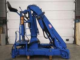 autolaadkraan HMF 803 K1 1999
