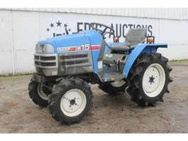 mini - compact trekker Iseki TM15F-U Mini Tractor