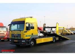 takelwagen-bergingswagen-vrachtwagen MAN TGL 12.240 Aut. Lier Bril Groenewold Doppelstock Euro 4 2009