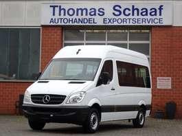 minivan - personenbus Mercedes Benz Sprinter 311 Cdi 9 Sitze VDL Kusters Klima Rollstuhlift Klima 2009