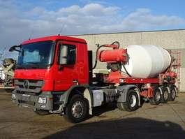 betonmixer vrachtwagen Mercedes Benz ACTROS 2041  4X4 2008