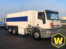 tankwagen vrachtwagen Iveco Eurotech E34 E2 19.000 litre Fuel Manual 1997