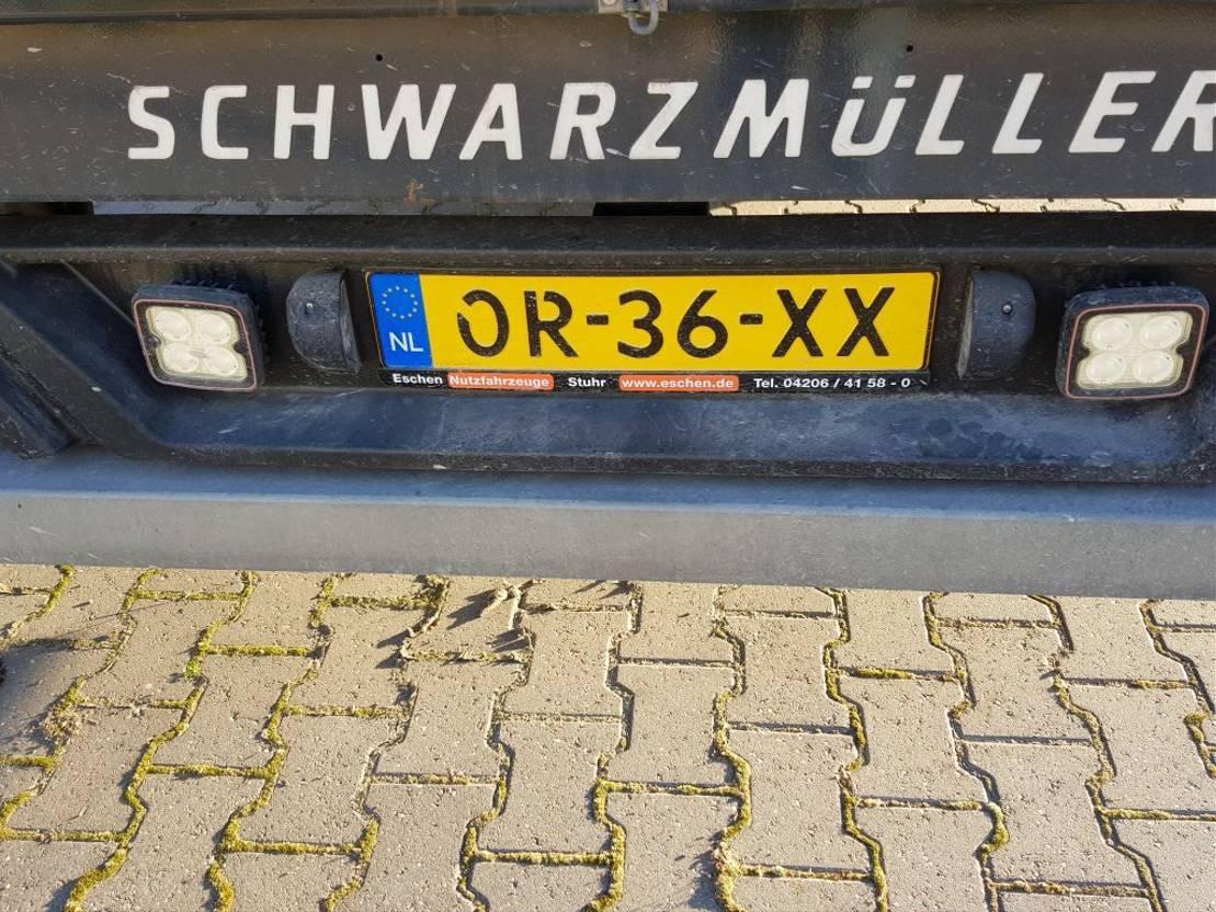 schuifzeil oplegger Schwarzmüller 3 as 2016