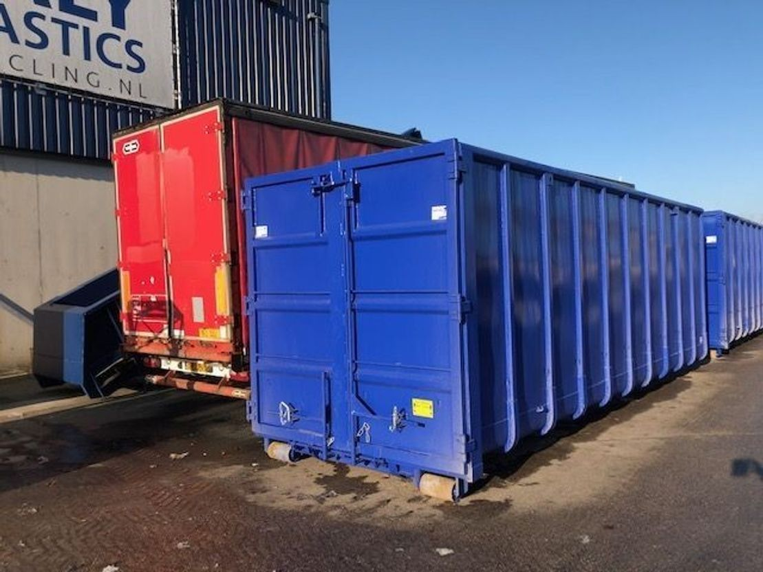 overige containers DIV. Container Containerbak 45m3 2020