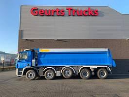 kipper vrachtwagen > 7.5 t Ginaf X 5250 TS 10X4 WISSEL SYSTEEM KIPPER/TIPPER + MIXER 2010
