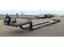 dieplader oplegger Rojo Trailer Extra-low bed loader 2 axles. Pendular GRS2 (2X) 2019