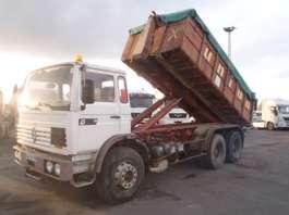 kipper vrachtwagen Renault G300 6x4 1990