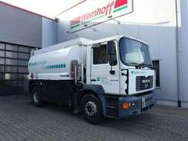 tankwagen vrachtwagen MAN Tankwagen