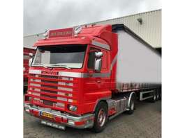 standaard trekker Scania SCANIA 143-500 TOPLINE !!!! 1995