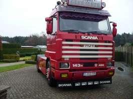 standaard trekker Scania SCANIA 143-450 VERKOCHT - SOLD - VERKAUFT !!!! 1995