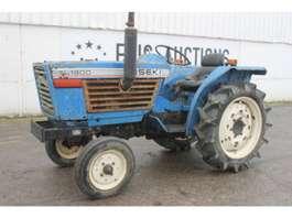 mini - compact trekker Iseki TL1900 Mini Tractoren