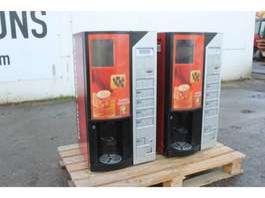 overige bos tuin en park machine Douwe Egberts 2x  Koffie Automaat. FB 7100 2007