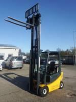 vorkheftruck Jungheinrich EFG 316k DUPLEX 4. Ventilsteuerung 2015