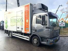koelwagen vrachtwagen MAN TGL 10.210 FRIGO CARRIER SUPRA 550 - MANUAL - *266.292km* - BOX 5m - BE ... 2006